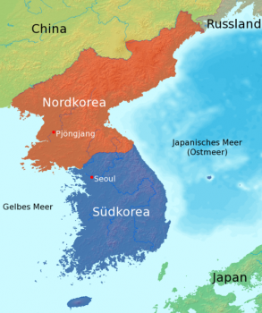 Korea (Wikipedia)
