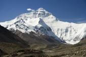 Mount Everest (Wikipedia)